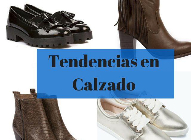 tendencias en calzados