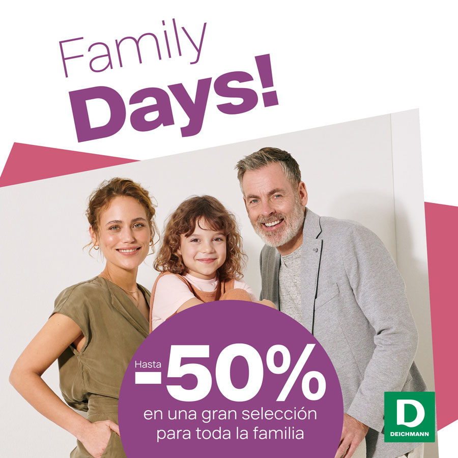 Family Days - DEICHMANN