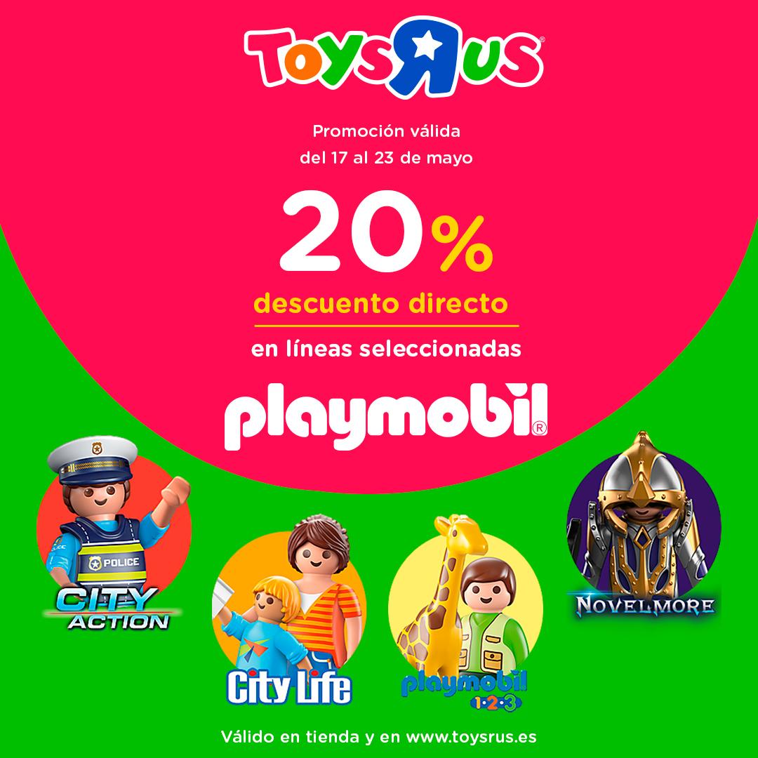 Playmobil-ToysRUs