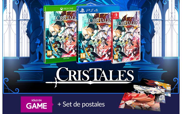 CRISTALES EN GAME