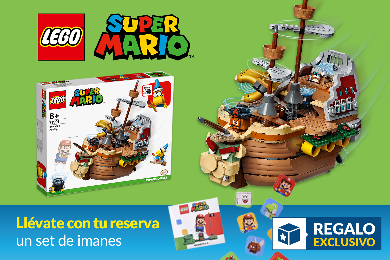 ¡La familia de LEGO Súper Mario crece! - GAME