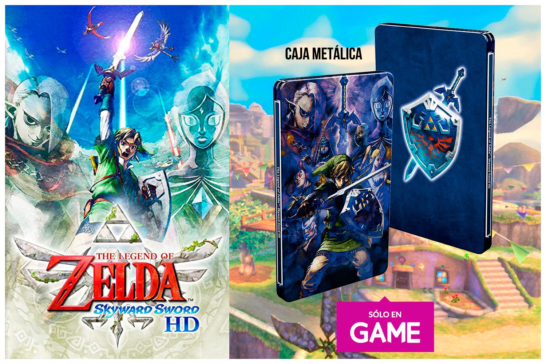 Zelda: Skywars