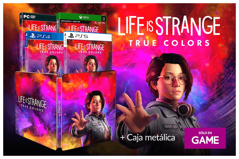LIFE IS STRANGE TRUE COLORS – GAME