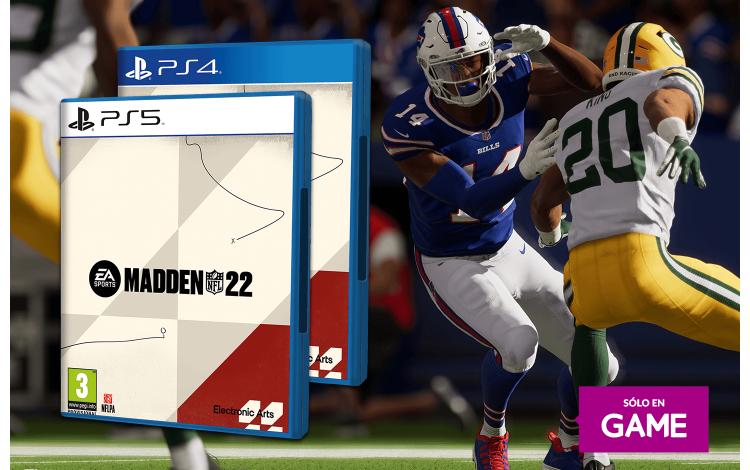 Disfruta del mejor video juego de fútbol americano – GAME